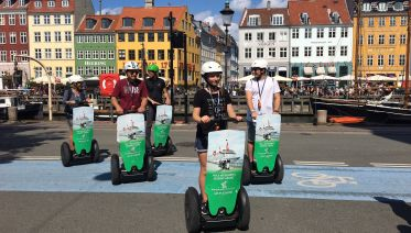 1-hour Guided Segway Tour