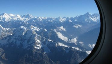 1 Hour Scenic Mt. Everest Flight