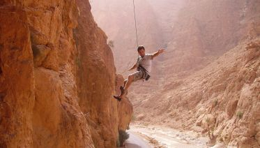 1 Week Rock Climbing Course In Morocco