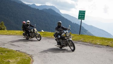 10 Days Himalayan Motorcycle Tour, India