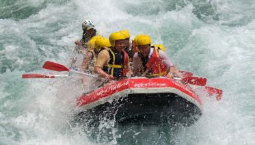 10 Days Sunkoshi River Rafting Tour