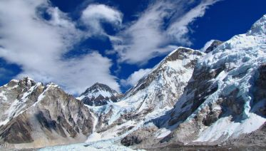 11 Days EBC Trek fly-out by Helicopter