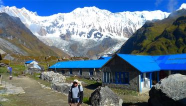12-Day Annapurna Base Camp Trekking