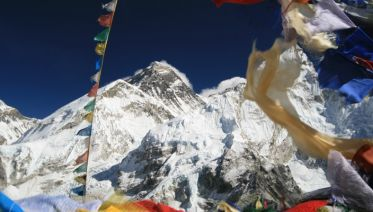 12-Day Everest Base Camp Trekking