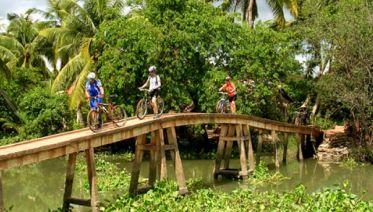 14-day Vietnam & Laos Biking Tour