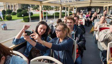 2 Day Big Bus Hop-on, Hop-of Premium Ticket