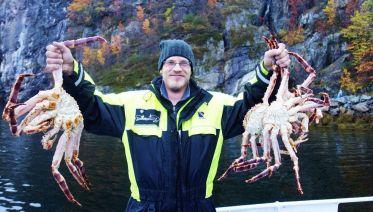 King Crab Fishing Trip To Kirkenes