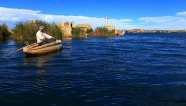 2-Day Tour Lake Titicaca: Uros, Amantani & Taquile in Puno