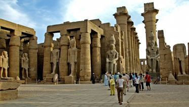 2-day Tour To Luxor From Hurghada