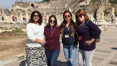 2 Days- Ephesus&pamukkale Tour From-to Istanbul