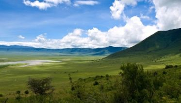 2 Days Safari - Lake Manyara & Ngorongoro