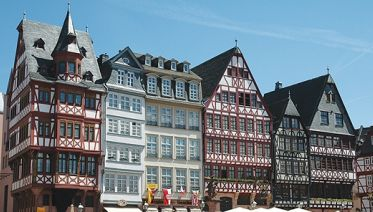 2 Hours Frankfurt City Tour