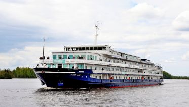 2020, Cruise Moscow-St.Petersburg 11 days, m/s Tikhi Don
