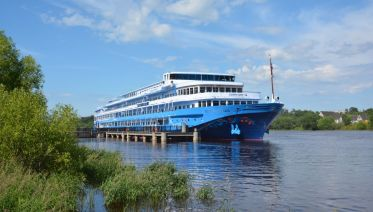 2020, Cruise Moscow-St.Petersburg 7 days, Volga Spirit