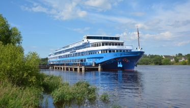 2020, St.Petersburg-Moscow 7 days cruise, Volga Spirit