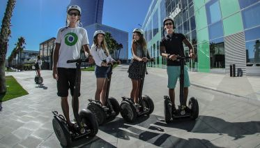 3 Hour Barcelona Segway Explorer Tour