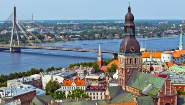 3 Hour Private Riga City Tour