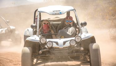 3hrs tour Dune Buggy Excursions - 1 buggy just driver