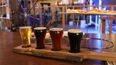 3x3 Brewery Tour: Beer-ducational tour