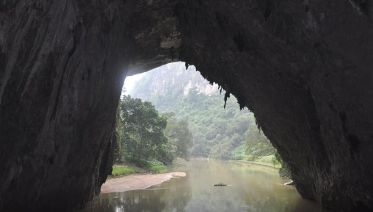 4-day Caving And Jungle Homestay