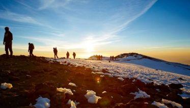 4 Day Mount Meru Climb