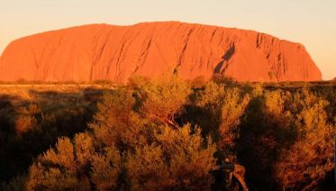 4 Day Red Centre Adventure