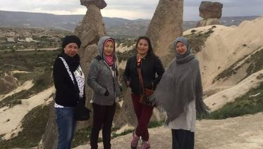 4 Days-istanbul And Cappadocia Combinated Package