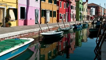 4-hour Cruise to Murano Burano Torcello