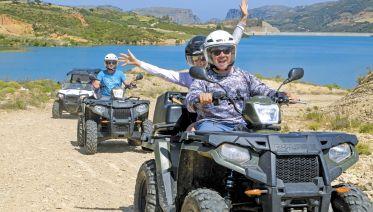4 Hour Quad Bike Adventure Safari