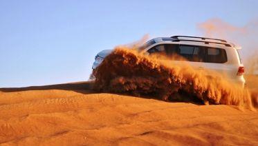 4x4 Desert Safari With BBQ Dinner In Dubai