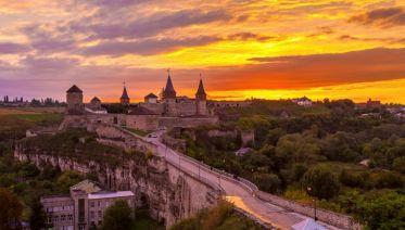 5-DAY GRAND TOUR OF WESTERN UKRAINE