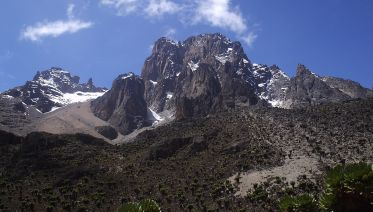 5-day Mount Kenya trek