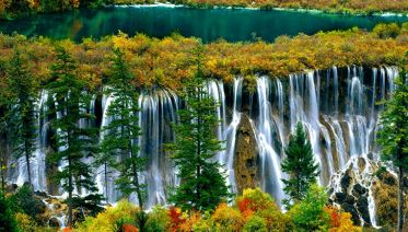 5 Days Chengdu Jiuzhaigou Private Road Tour
