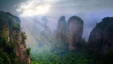 5 Days Zhangjiajie Avatar Mountain Exploring Tour
