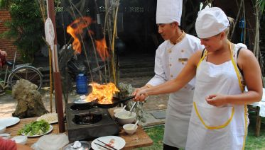 5 Hours Vietnamese Cooking Class in Ho ChiMinh