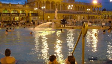 5 Star Stay And Spa In Budapest