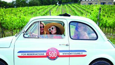 500 Vintage Tour & Chianti Roads