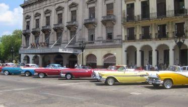50's Convertible Havana Experience