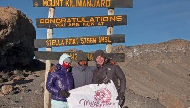 6-Days Kilimanjaro Machame Route