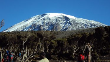 6 Days Mount Kilimanjaro Trekking - Machame Route