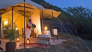 6 Days Tanzania Experience in Luxury Lodge