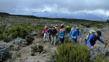 6 Days Trekking Adventure Mount Meru