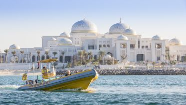 60 Minute Corniche Sightseeing Boat Tour