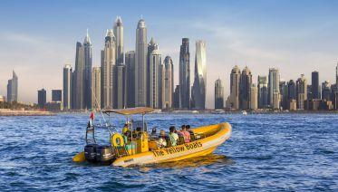 60 Minute - The Dubai Marina Cruise