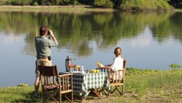 6Days/5Nights -Best of Selous Game Reserve Camping Safari