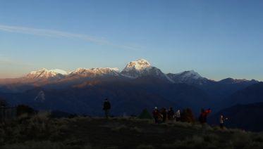 7-day Ghorepani Poon Hill Trek