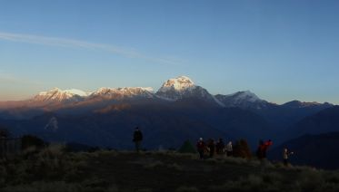 7-day Ghorepani Poon Hill Trek
