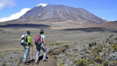 7 Day Mount Kilimanjaro Trekking Through Rongai Route
