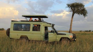 7 Day Safari In Serengeti And Ngorongoro Crater
