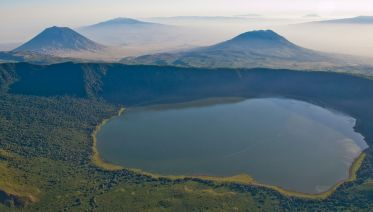 7 Day Walking Safari in Ngorongoro and Lake Natron